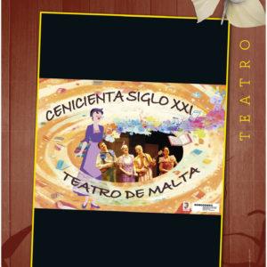 1.CENICIENTA SIGLO XXI (Sábado, 05/10/2019 – 19:00) – 3€
