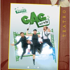 4.Gag Movie (Sábado, 28/12/2019 – 19:00) – 6€